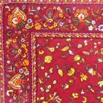 French Country Cotton Placemat Red 14x18' inches