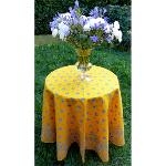 Provencal Round Cotton Tablecloths