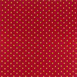 "Provencal Cotton Napkin Red ""Bees"
