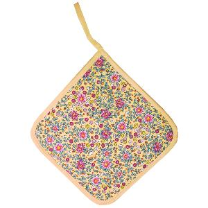 Provencal Kitchen Potholder Beige